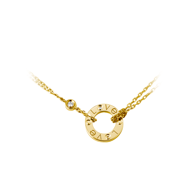 A Piece from the Cartier Love Collection
