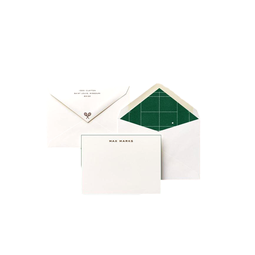 Personalized Stationery from Cheree Berry Paper