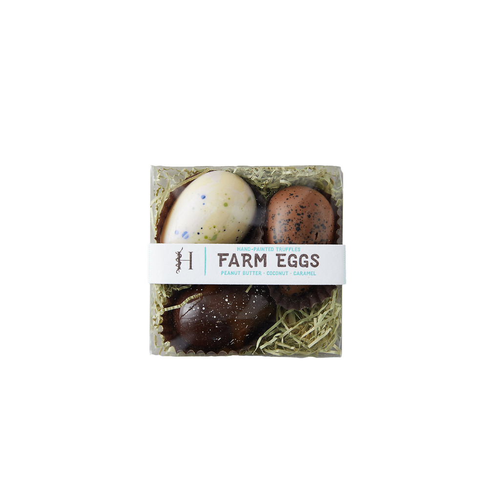 Chocolate Farm Eggs