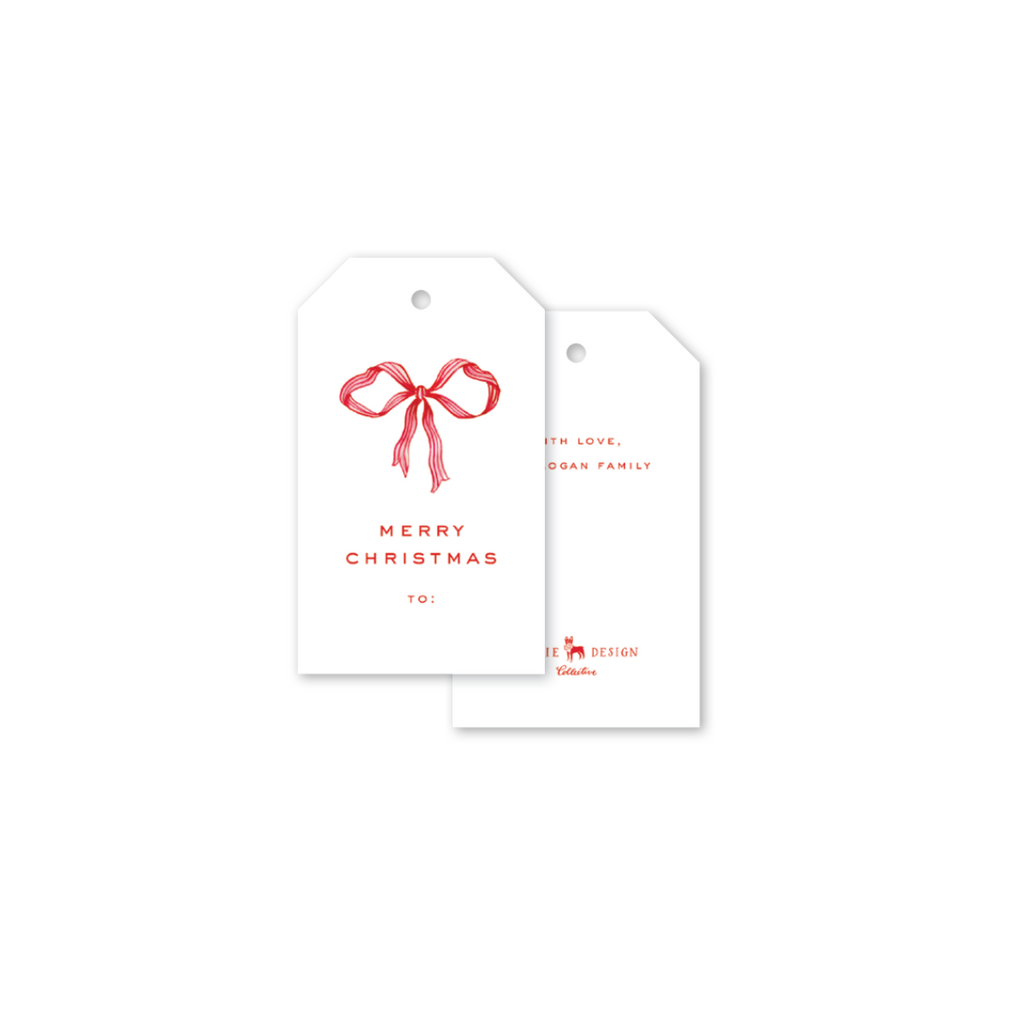 Dixie Design Personalized Gift Tags