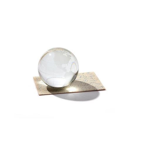 World Paperweight