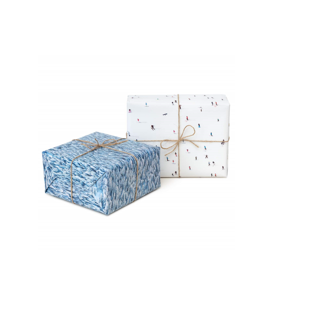 Gray Malin Skiing Wrapping Paper