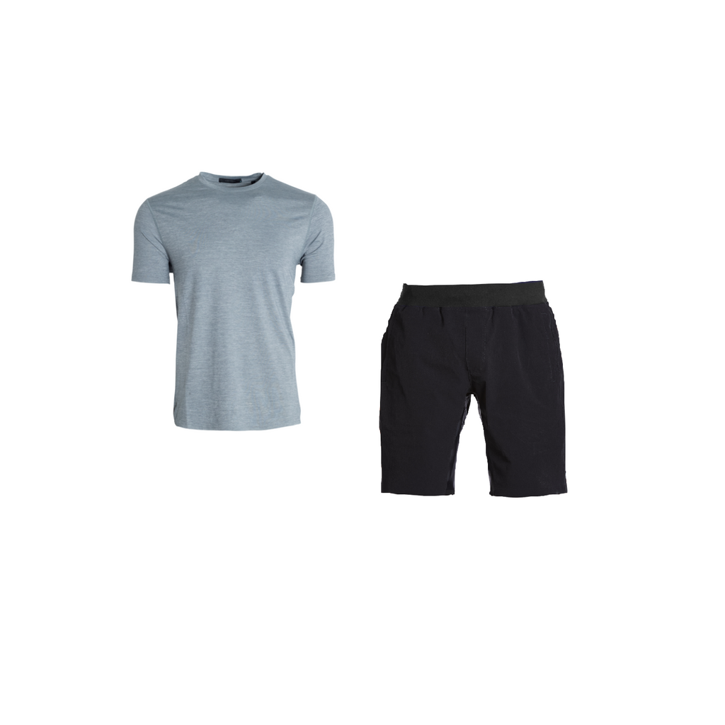 Greyson Workout Outfit