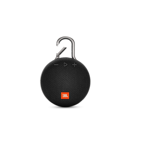 JBL CLIP 3 - Waterproof Portable Bluetooth Speaker