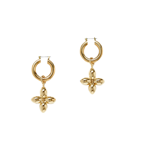 Laura Lombardi Statement Earrings
