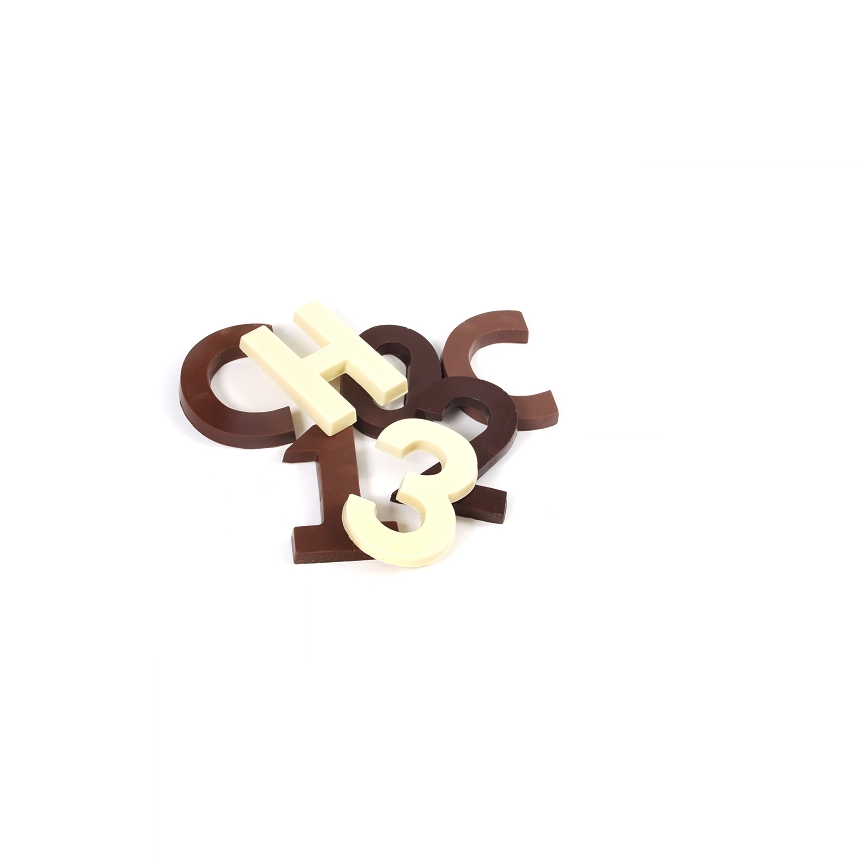 A Chocolate Letter From Lilac Chocolates