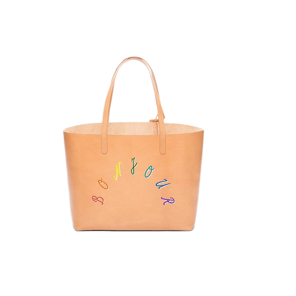 Mansur Gavriel Handpainted Bag