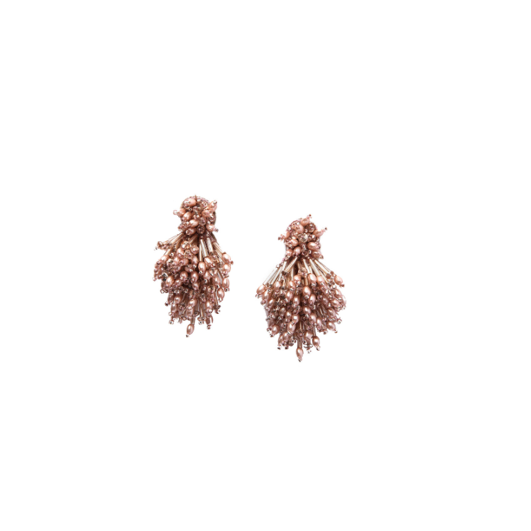 Mignonne Gavigan Burst Beaded Earrings