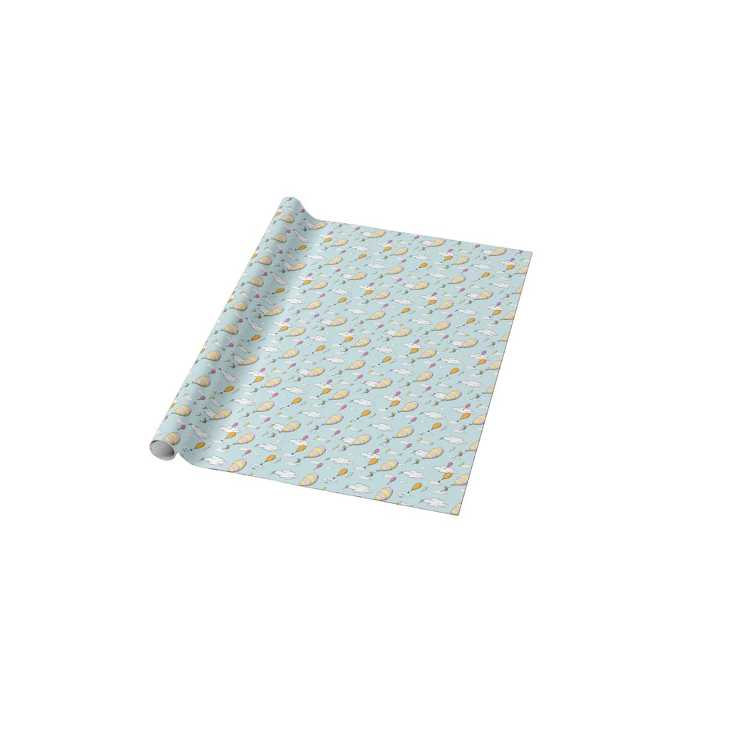 Oh The Places You'll Go! Wrapping Paper