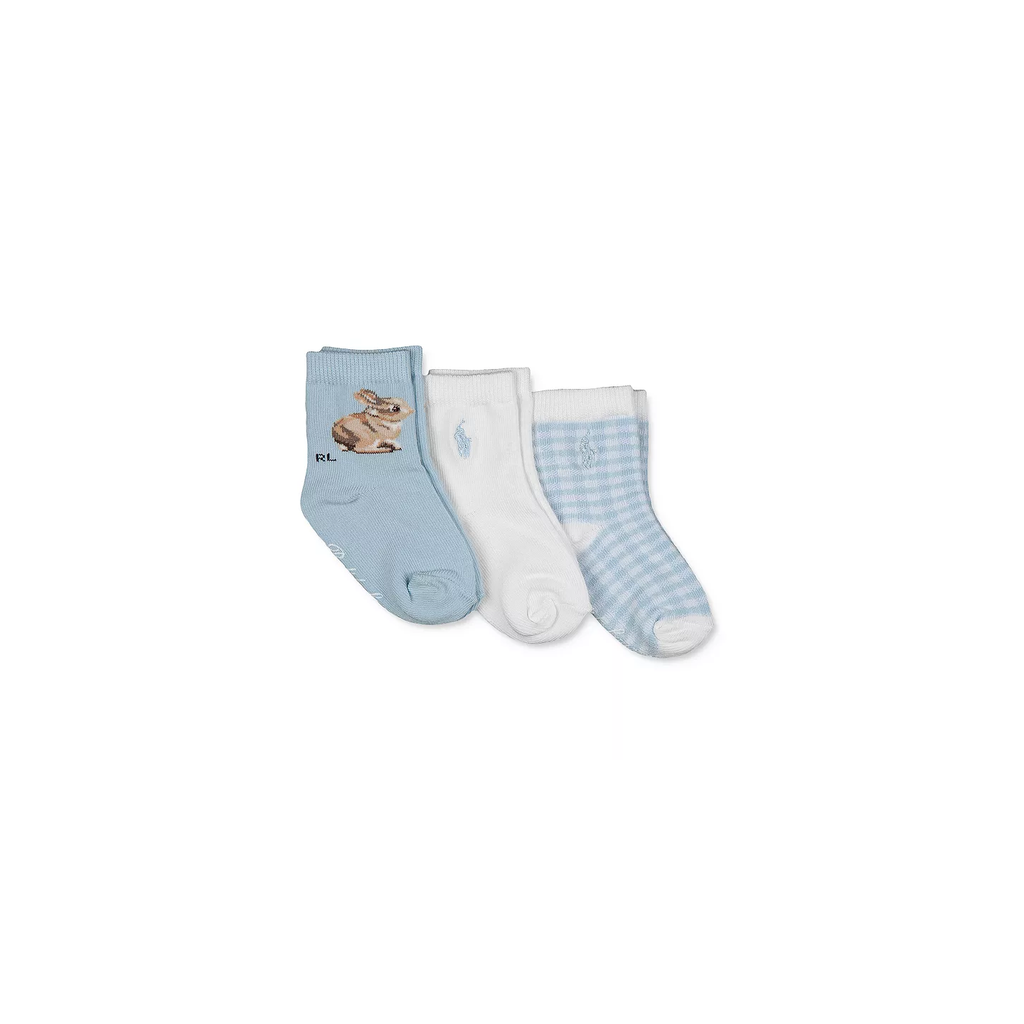 Ralph Lauren Boys Easter Socks