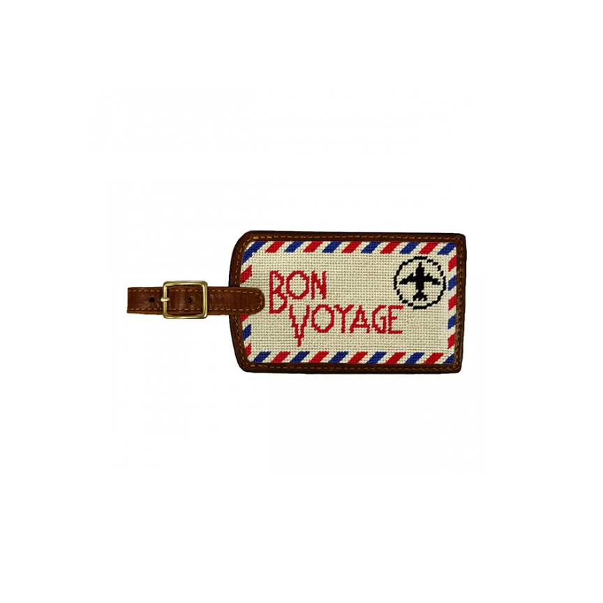 Smathers and Branson Bon Voyage Luggage Tag