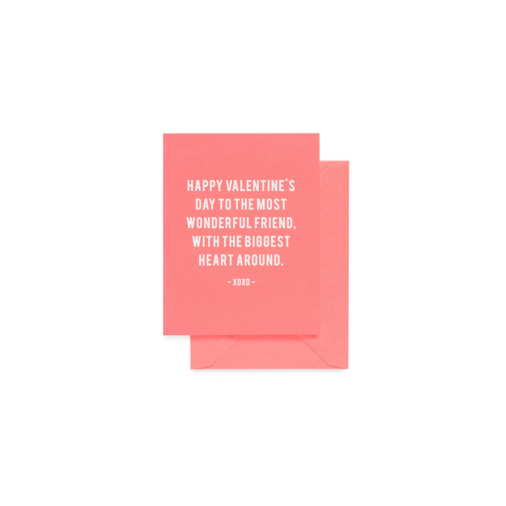 Sugar Paper Galentine's Day Card