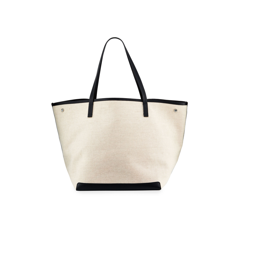 The Row Canvas Tote Bag