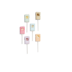 Amborella Organics 12 pack Garden Essentials Lollipop Set