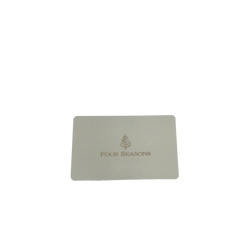 Four Seasons Spa Gift Card