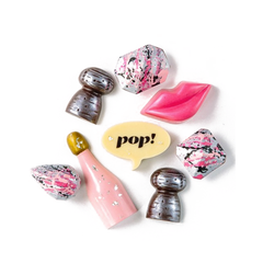 "Maggie Louise Confections ""Pop Champagne"" Box"