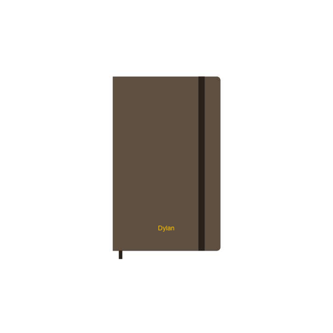 Moleskin Personalized Notebook