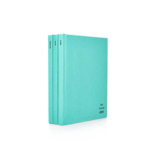 Tiffany Notebooks