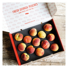 "Peaches from ""The Peach Truck"" Company"
