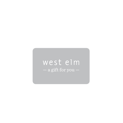 West Elm Gift Card