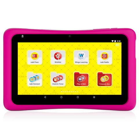 PREVIEW: Barbie™ Tablet. Powered by nabi®.
