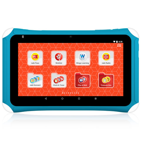 PREVIEW: Fisher-Price® Learning Tablet. Powered by nabi®.