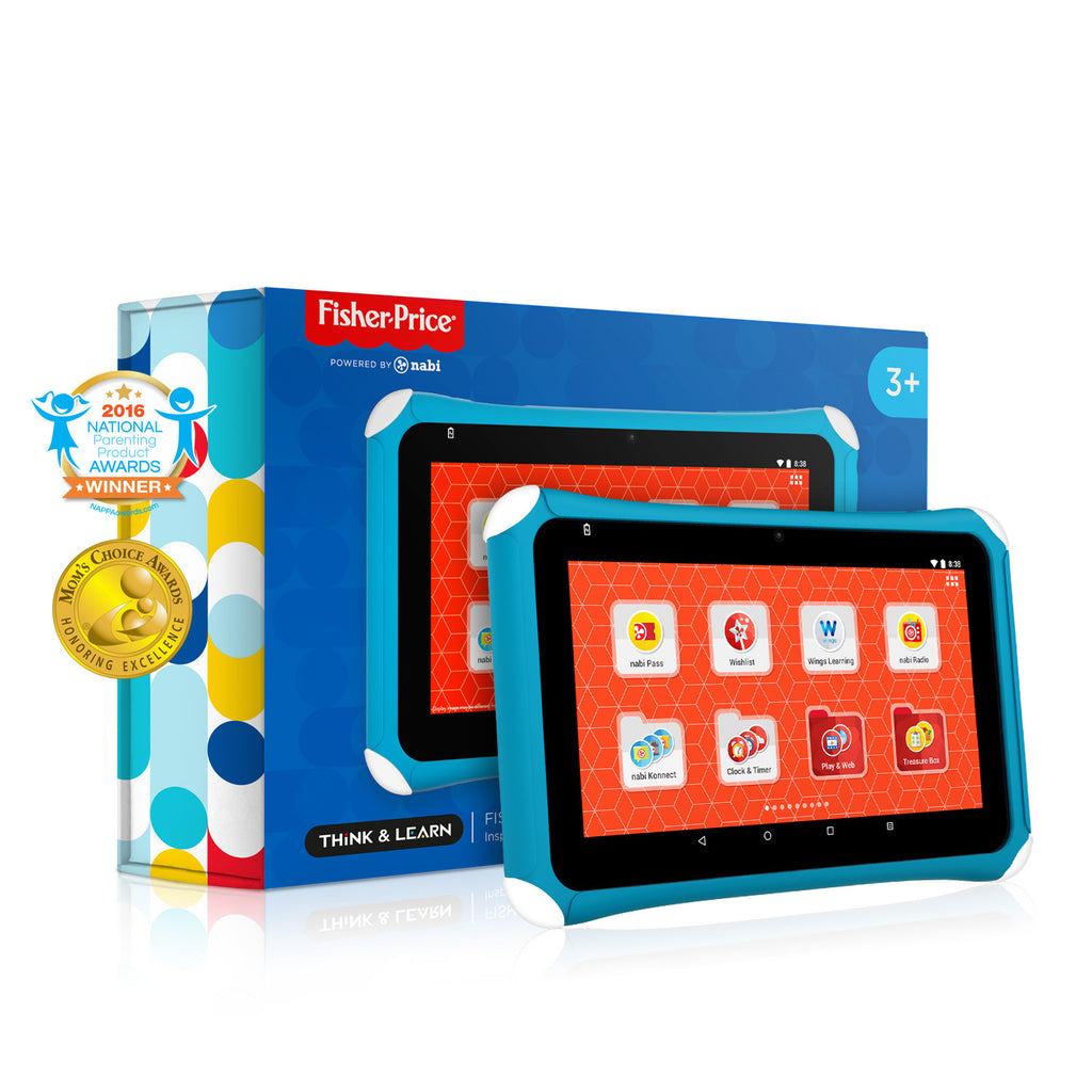 Fisher-Price® Learning Tablet. Powered by nabi®. – nabi Shop