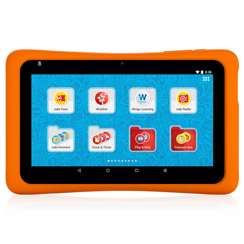 PREVIEW: Hot Wheels™ Tablet. Powered by nabi®.