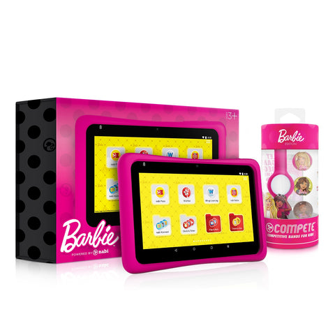 PREVIEW: Barbie™ Tablet and Wearable Bundle