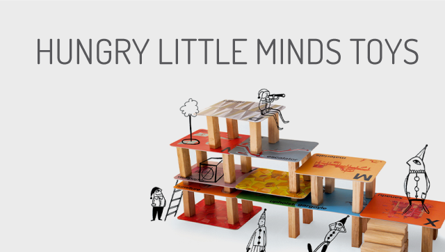 Hungry Little Minds Toys