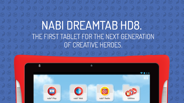 nabi DreamTab Travel