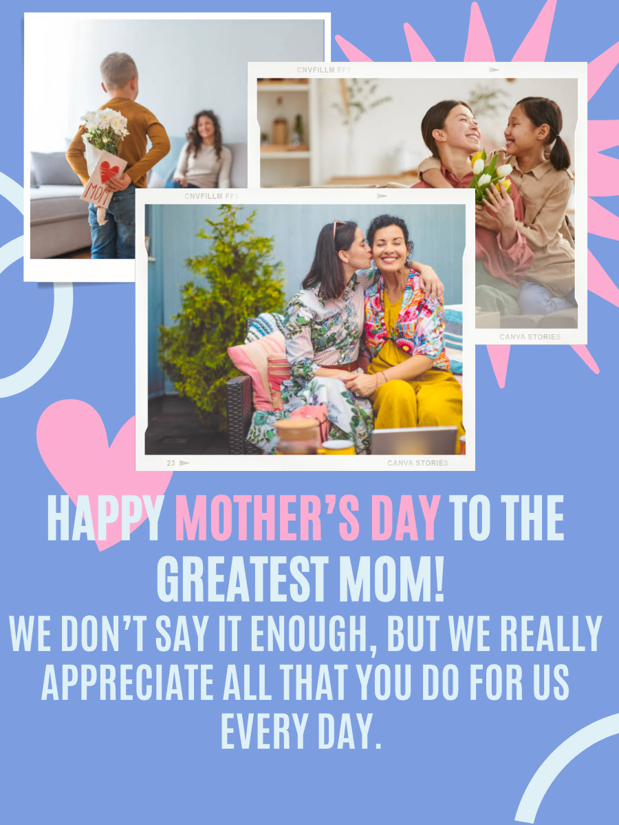 Yaber Happy Mother's Day Gift Card