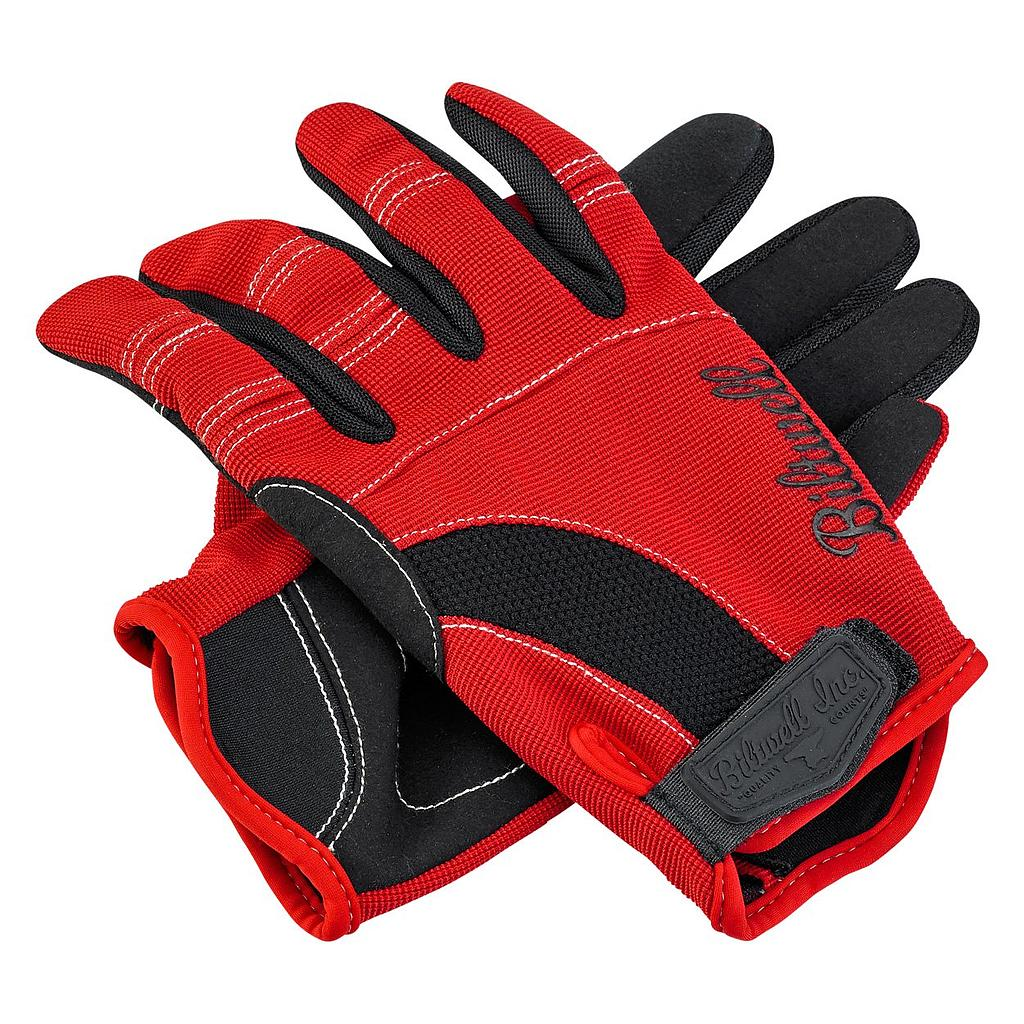 GUANTES BILTWELL MOTO - RED/BLACK/WHITE