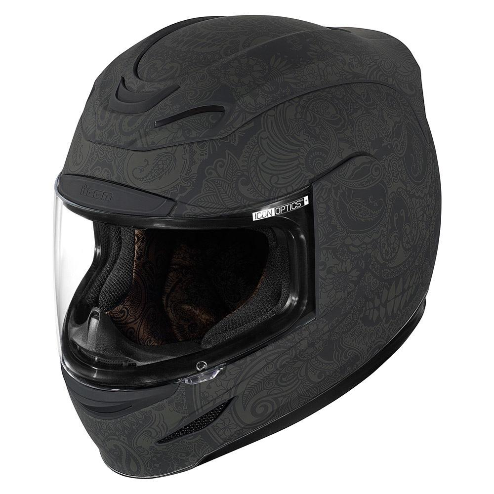 CASCO ICON AIRMADA - CHANTILLY BLACK