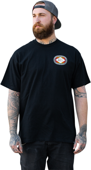 TEE RMHF BLK
