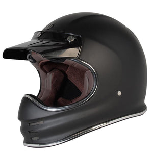 CASCO TORC T3 -MATTE BLACK