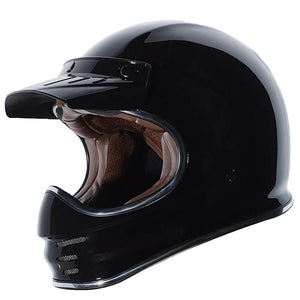 CASCO TORC T3 - GLOSS BLACK