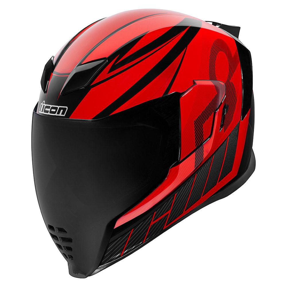 CASCO ICON AIRFLITE - QB1 RED