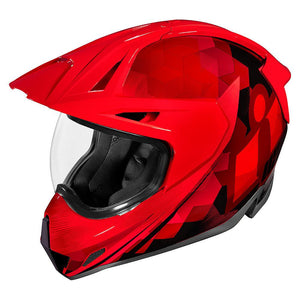 CASCO ICON VARIANT PRO - ASCENSION RED