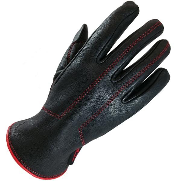 GUANTES TORC SANTA MONICA - BLACK/RED