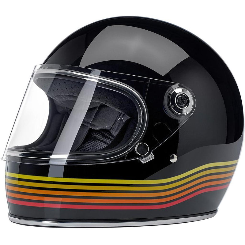 CASCO BILTWELL GRINGO S ECE - GLOSS BLACK SPECTRUM