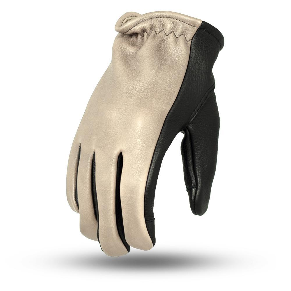 GUANTES FIRST MFG ROPER - OIL SAND BLACK