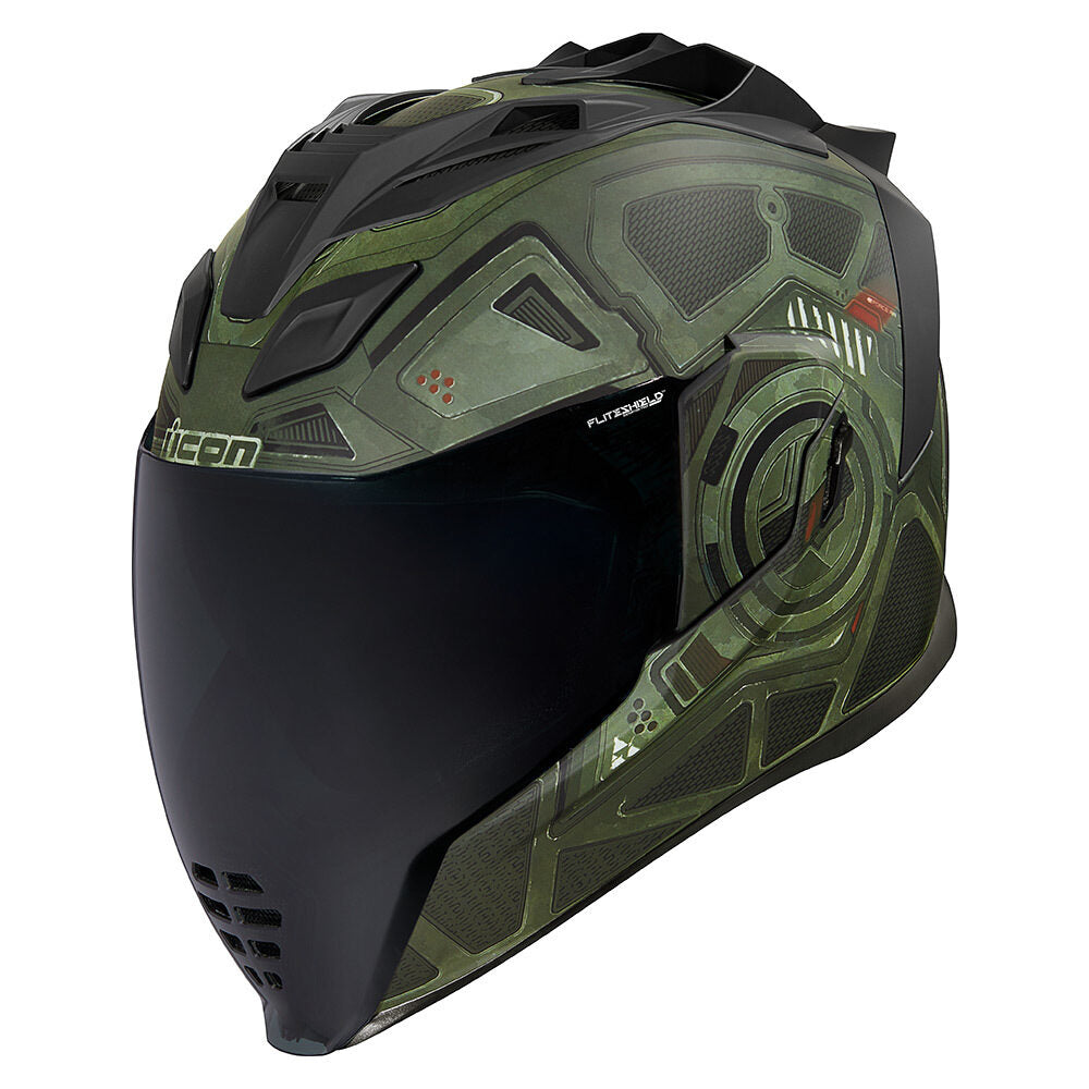 CASCO ICON AIRFLITE - BLOCKCHAIN VERDE