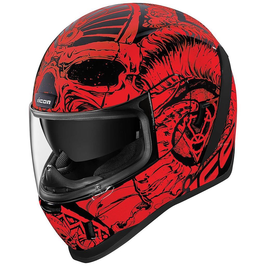 CASCO ICON AIRFORM SACROSANCT - RED