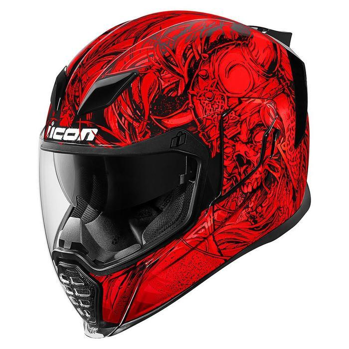 CASCO ICON AIRFLITE - KROM RED