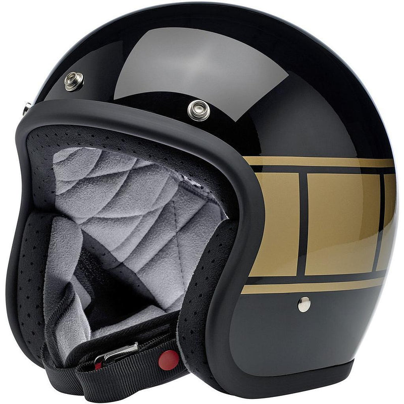 CASCO BILTWELL BONANZA - GLOSS BLACK HOLESHOT