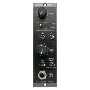 Camden 500 - 500 Series Preamp & Signal Processor