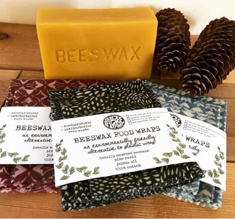 TWO ACRE FARMS Bees Wax Wraps