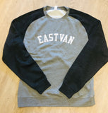 EAST VAN Crested College Crewneck