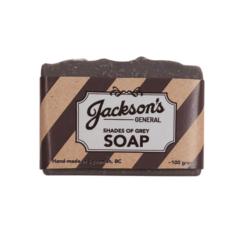 Jackson's Soap Series  - Shades of Grey